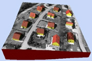 Automated 3D Reconstruction of Buildings from Digital Images